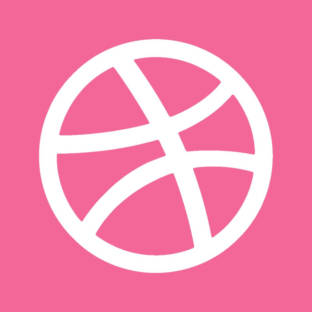 Dribbble . Red Social para Diseñadores