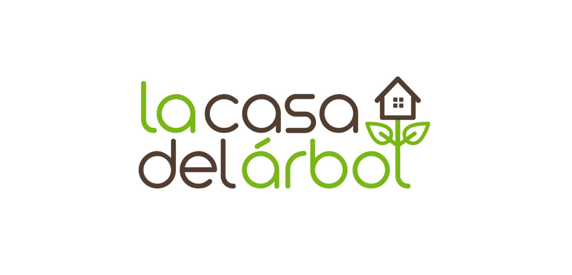 Diseño Logotipo La Casa del Árbol