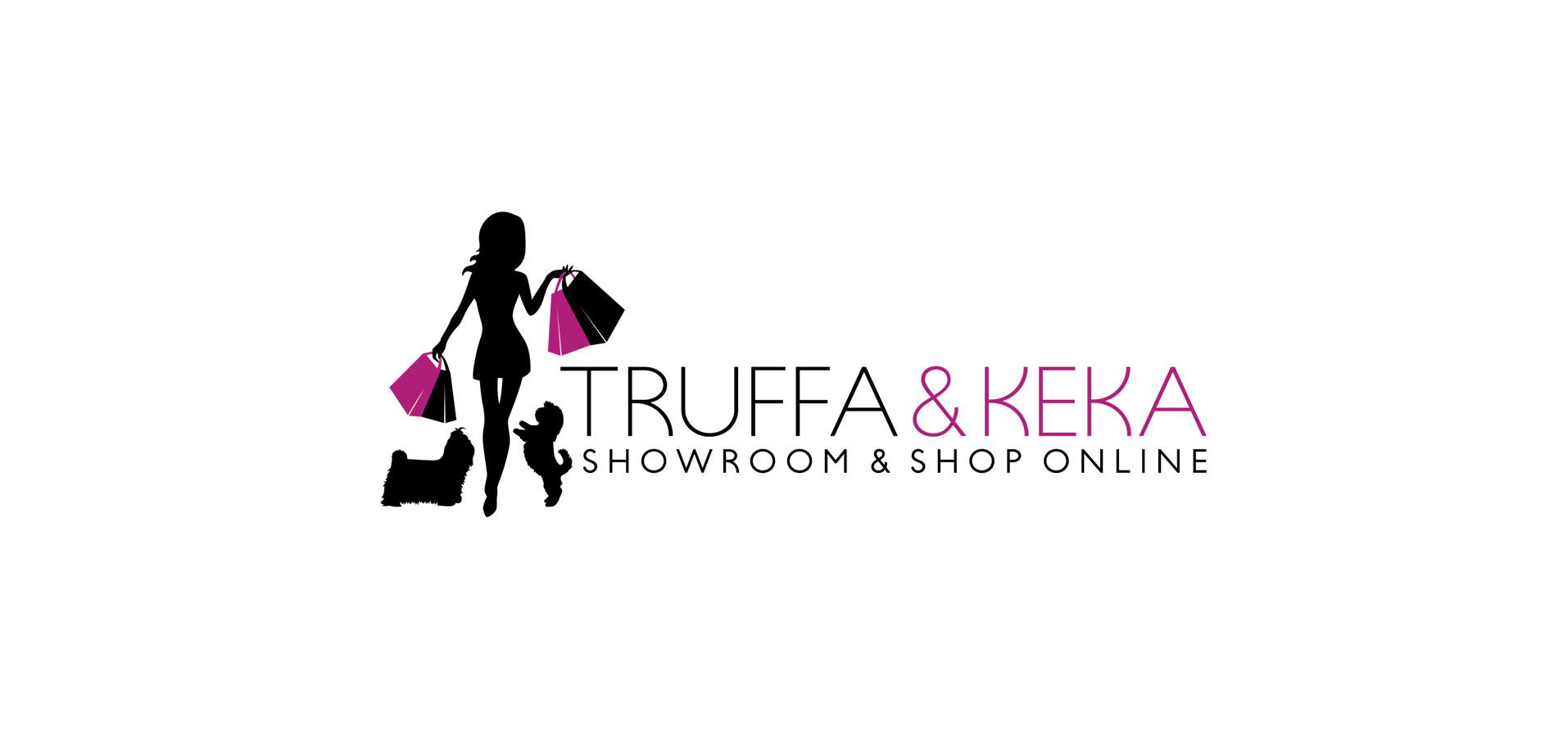 Diseño Logotipo Truffa & Keka