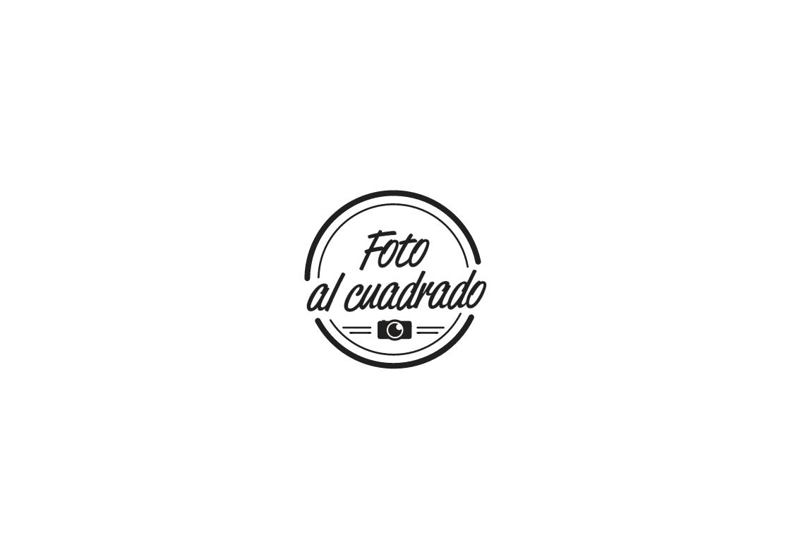 Diseno Logo Preliminar Foto al Cuadrado II
