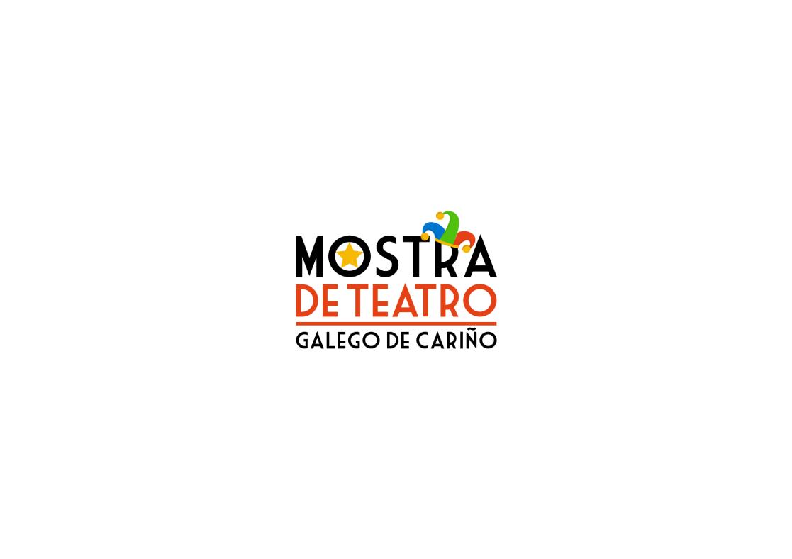 Diseno Logo Preliminar Mostra de Teatro I