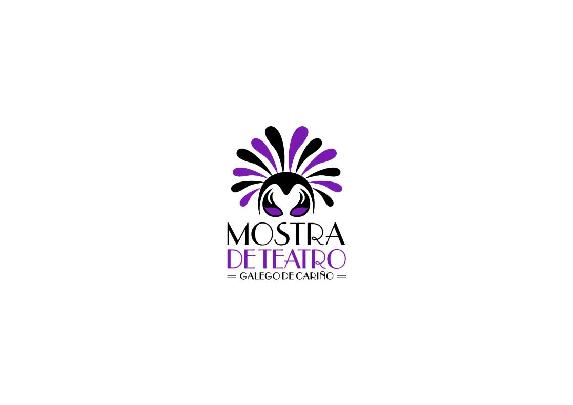 Diseno Logo Preliminar Mostra de Teatro II