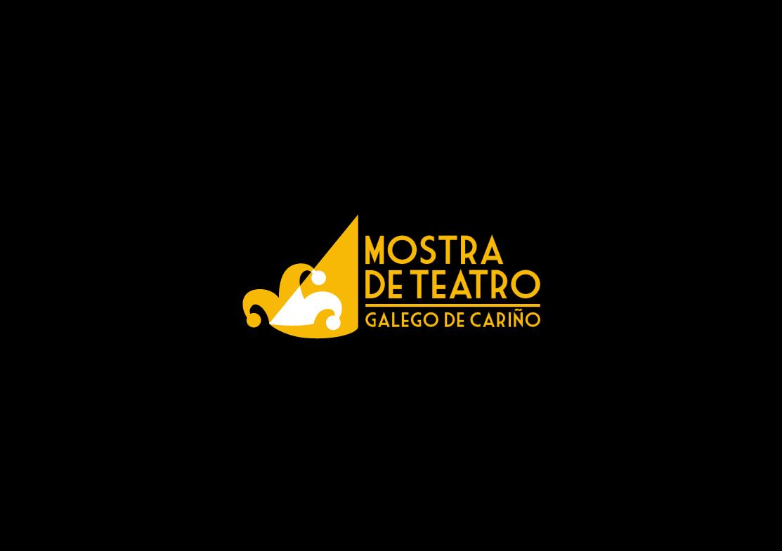 Diseno Logo Preliminar Mostra de Teatro III