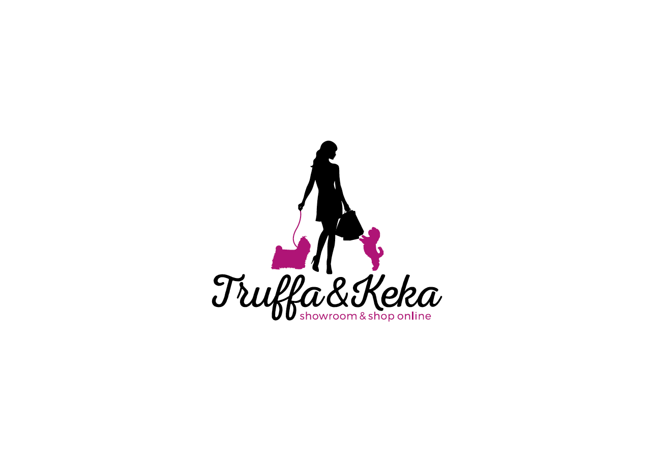 Diseno logo truffa&keka preliminar III